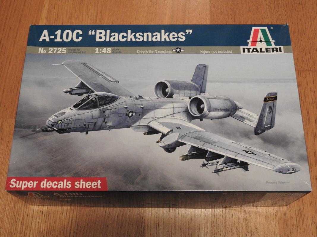 A10C Blacksnakes, Italeri 1/48 DSCN9632