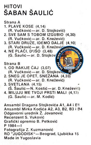 Albumi Narodne Muzike U 256kbps - 320kbps  - Page 17 Saban_Saulic_1984_Plave_Kose_Hitovi_ZADNJA