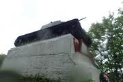 Танк КВ-1 изнутри (№ 9854), Ропша, Ленобласть. P6230029