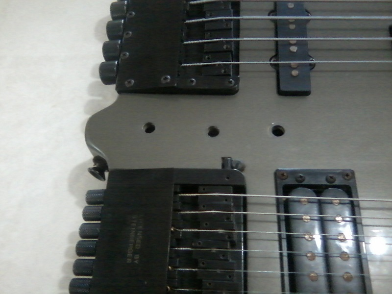 Cort Double Neck. Bass and Guitar P18_12_14_10_32_1