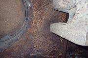 Танк КВ-1 изнутри (№ 9854), Ропша, Ленобласть. P6230311