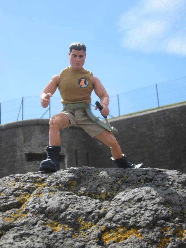 Action Man Rock photos I taken with Paul (Brownboots) when I went over to see him ages ago.  IMG_4070