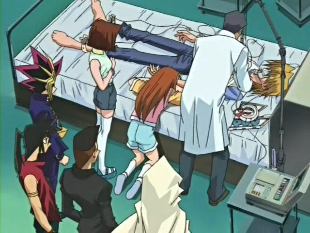 [ Hết ] Phần 4: Hình anime Atemu (Yami Yugi) & Anzu (Tea) trong YugiOh  2_A61_P_50