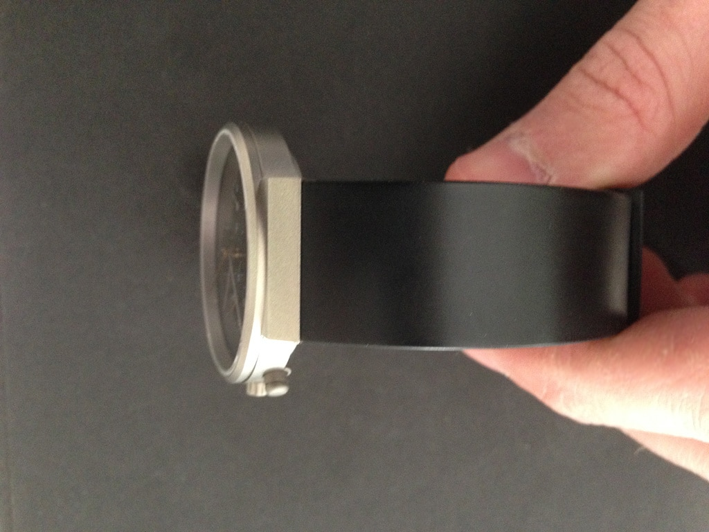 [Vendo] Relógio Jacob Jensen Chronograph 600 Titanio - Quase Novo 5_IMG_6003