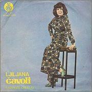 Ljiljana Cavoli 1974 - Kad ruze cvetaju Prednja
