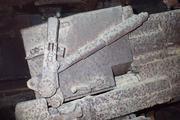 Танк КВ-1 изнутри (№ 9854), Ропша, Ленобласть. P6230084
