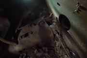 Танк КВ-1 изнутри (№ 9854), Ропша, Ленобласть. P6230169