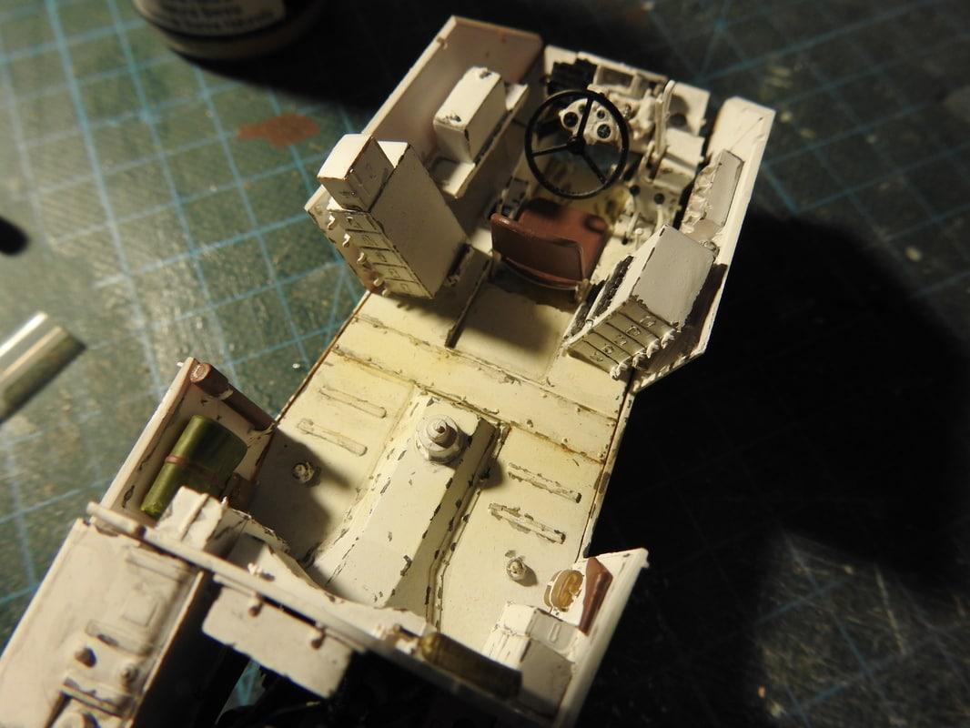 Humber Mark II, Bronco 1/35 - Sida 4 DSCN2914