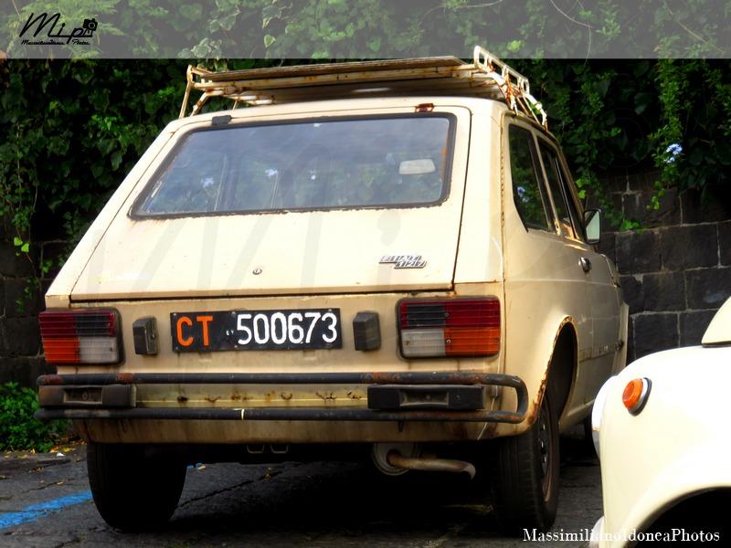 avvistamenti auto storiche - Pagina 5 Fiat_127_Rustica_1050_80_CT500673_2