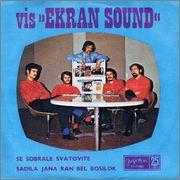 VIS Ekran sound 1972 - Se sobrale svatovite Prednja