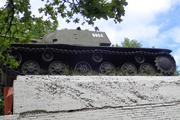 Танк КВ-1 изнутри (№ 9854), Ропша, Ленобласть. P6230373