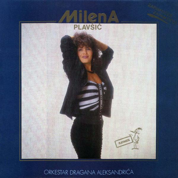 Milena Plavsic - Diskografija Milena_Plavsic_1988_Zapamtices_zapamtices_PRE
