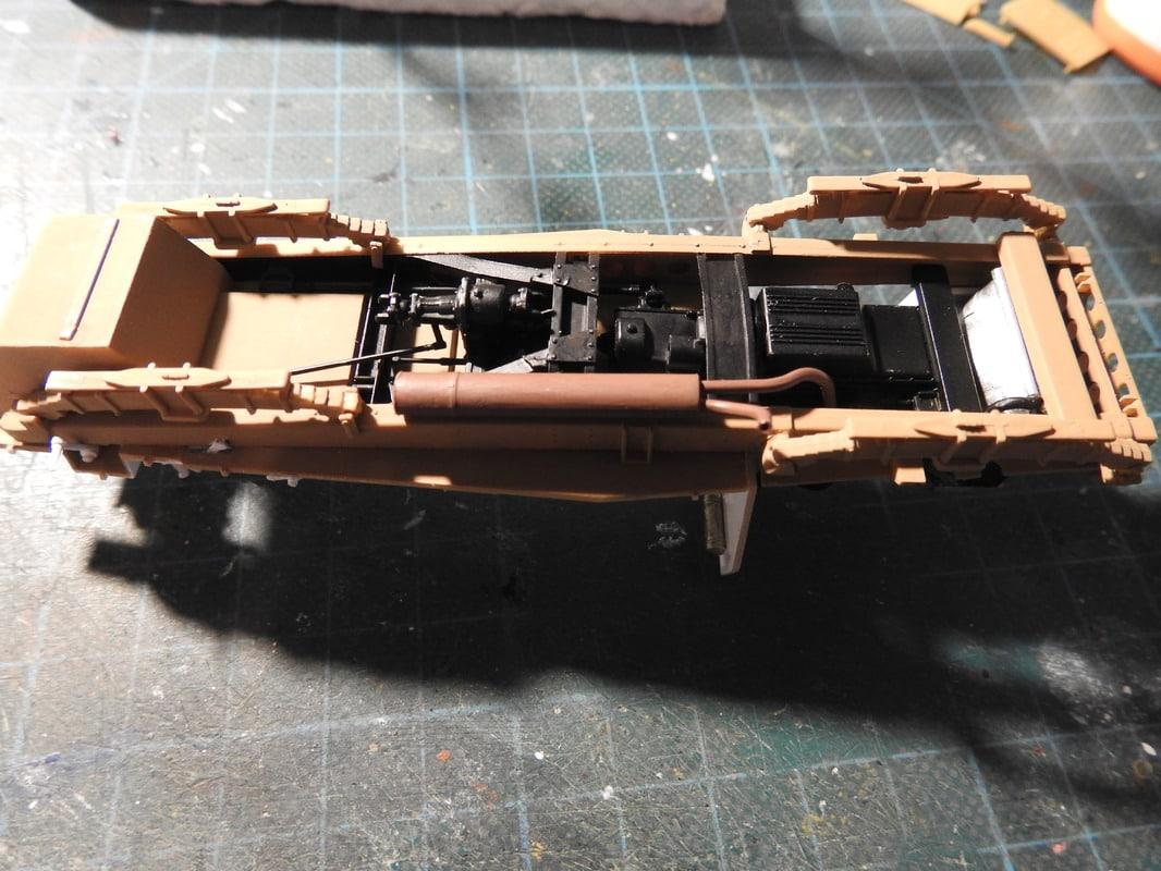Humber Mark II, Bronco 1/35 - Sida 4 DSCN2722