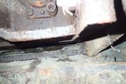 Танк КВ-1 изнутри (№ 9854), Ропша, Ленобласть. P6230091