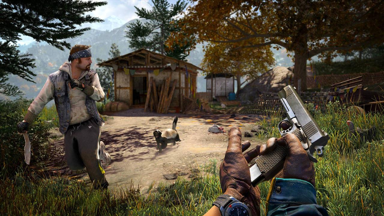الآن على عرب جيجابايت Far Cry 4-RePack بحجم 13.2 جيجا تورنت و ميجا WXMr_KDN