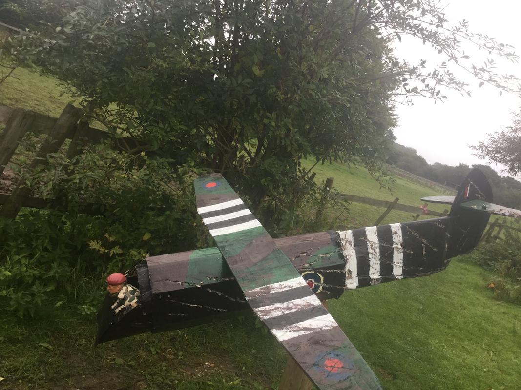 Crash landing..!!!   Operation market garden. Episode 1 IMG_5693