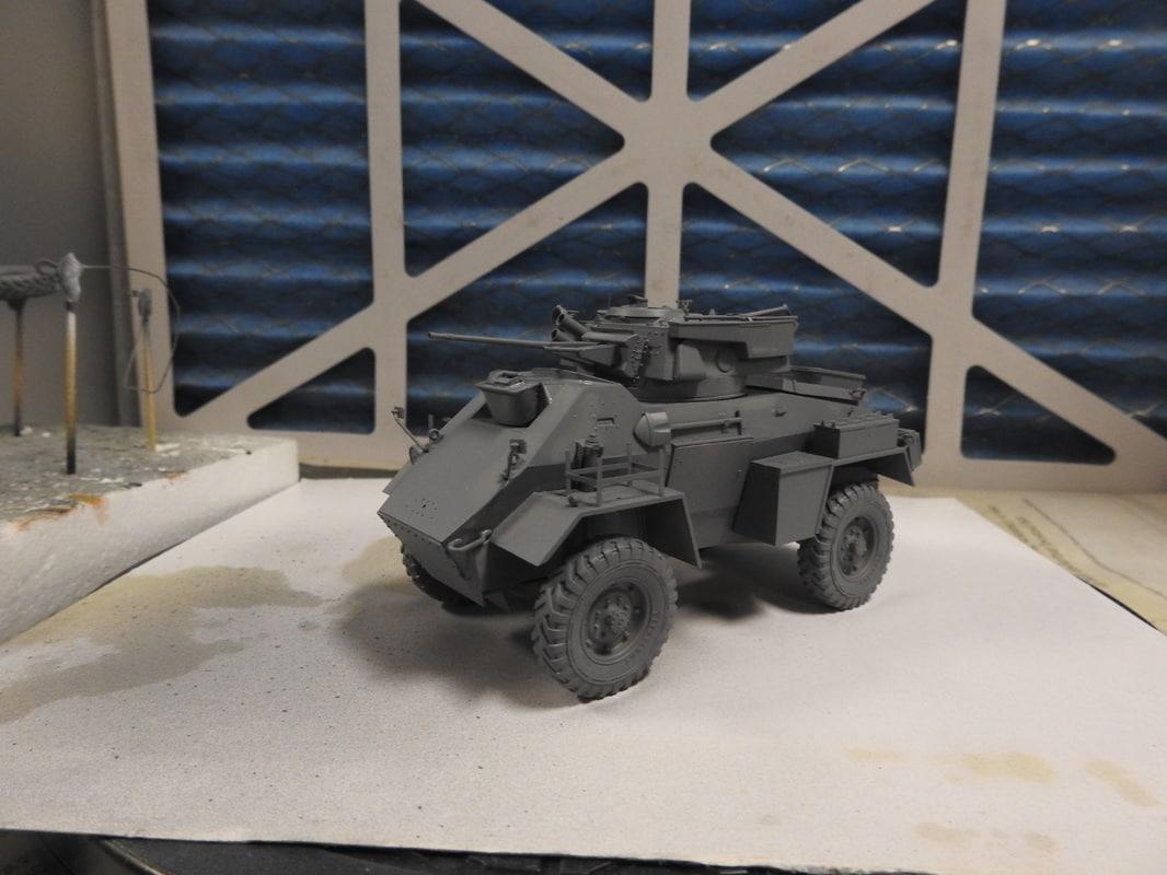 Humber Mark II, Bronco 1/35 - Sida 8 DSCN3325