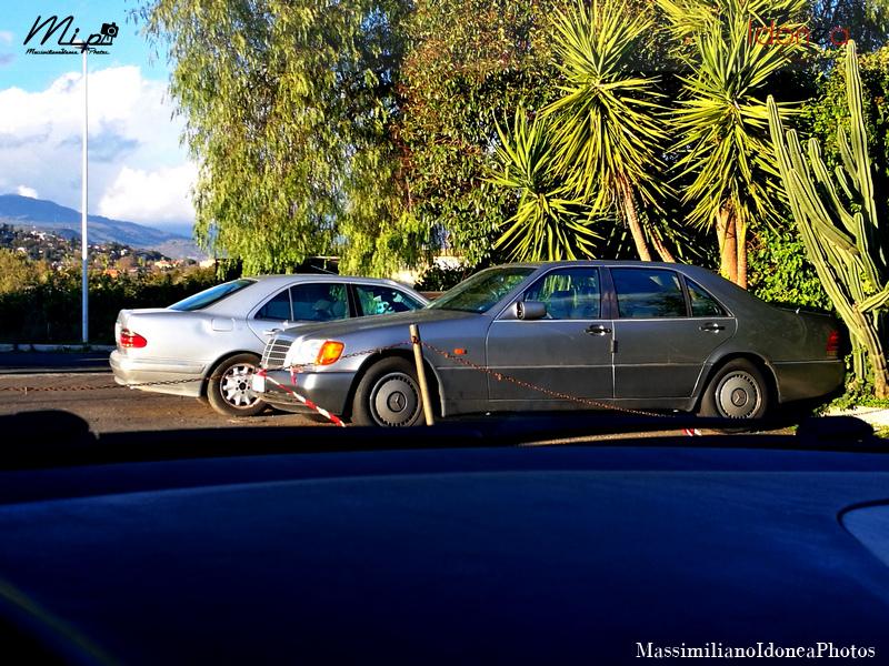 avvistamenti auto storiche - Pagina 6 Mercedes_W140