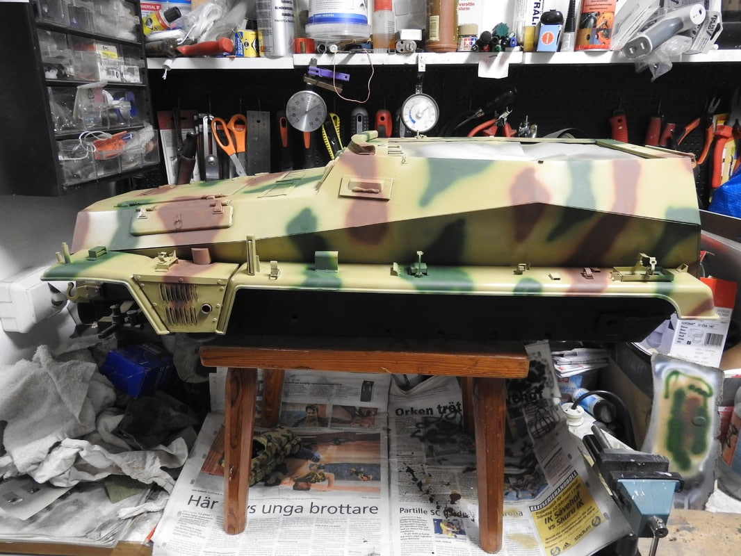 SdKfz 250 Armor Hobbies 1/6 - Sida 16 DSCN2859