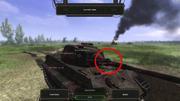 Kurt Knispel' mission (King Tiger), campaign Mein Panzerkampf Hole1_0007