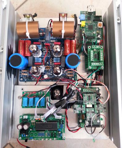 Realizzazione Buffalo IIIse: DAC/preamp con Unbalancer e Raspberry PI 20150512_143347