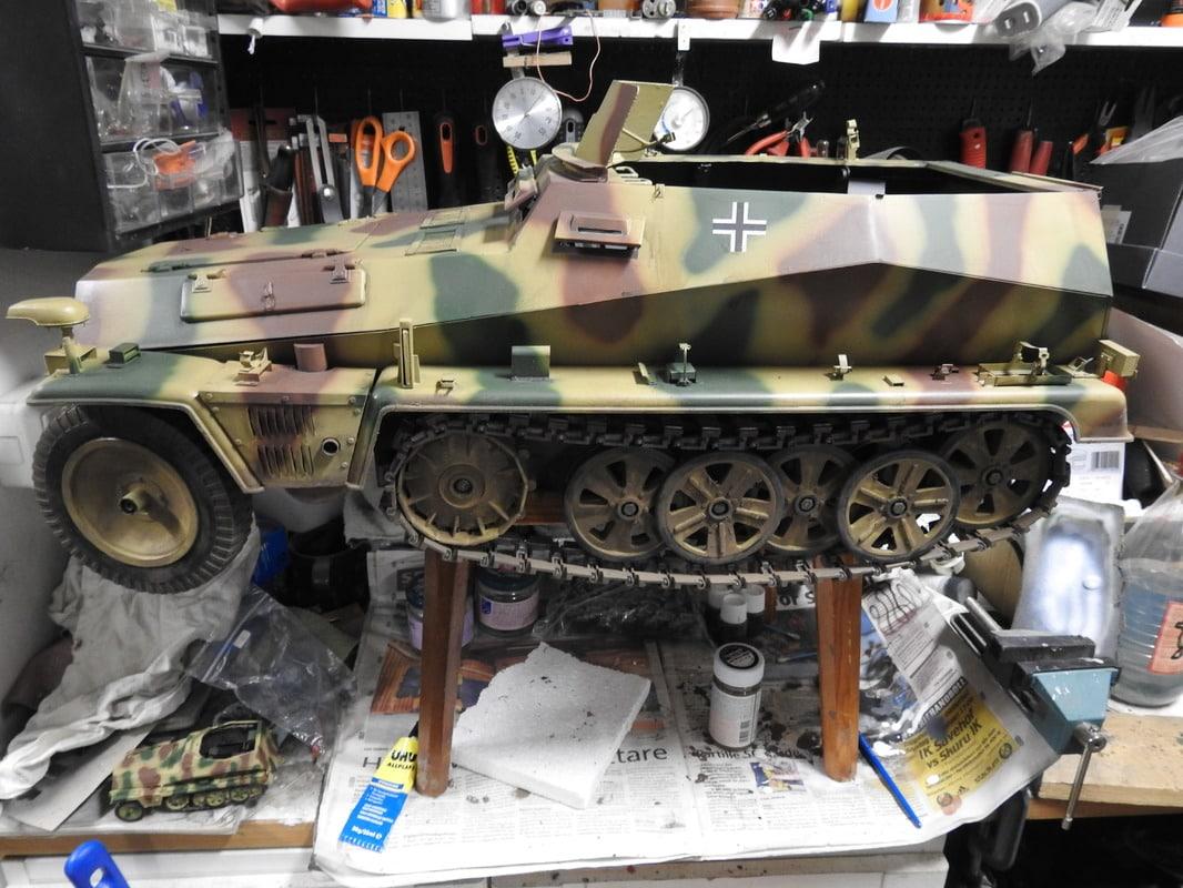 SdKfz 250 Armor Hobbies 1/6 - Sida 16 DSCN3151
