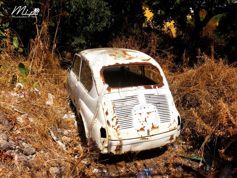 Auto Abbandonate - Pagina 38 Fiat_600_2