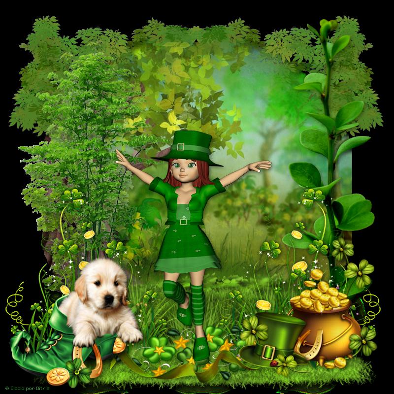 Bon fete St.Patrick 933