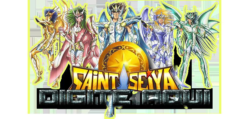 Logo Saint Seya #2 LOGO_SSEYA