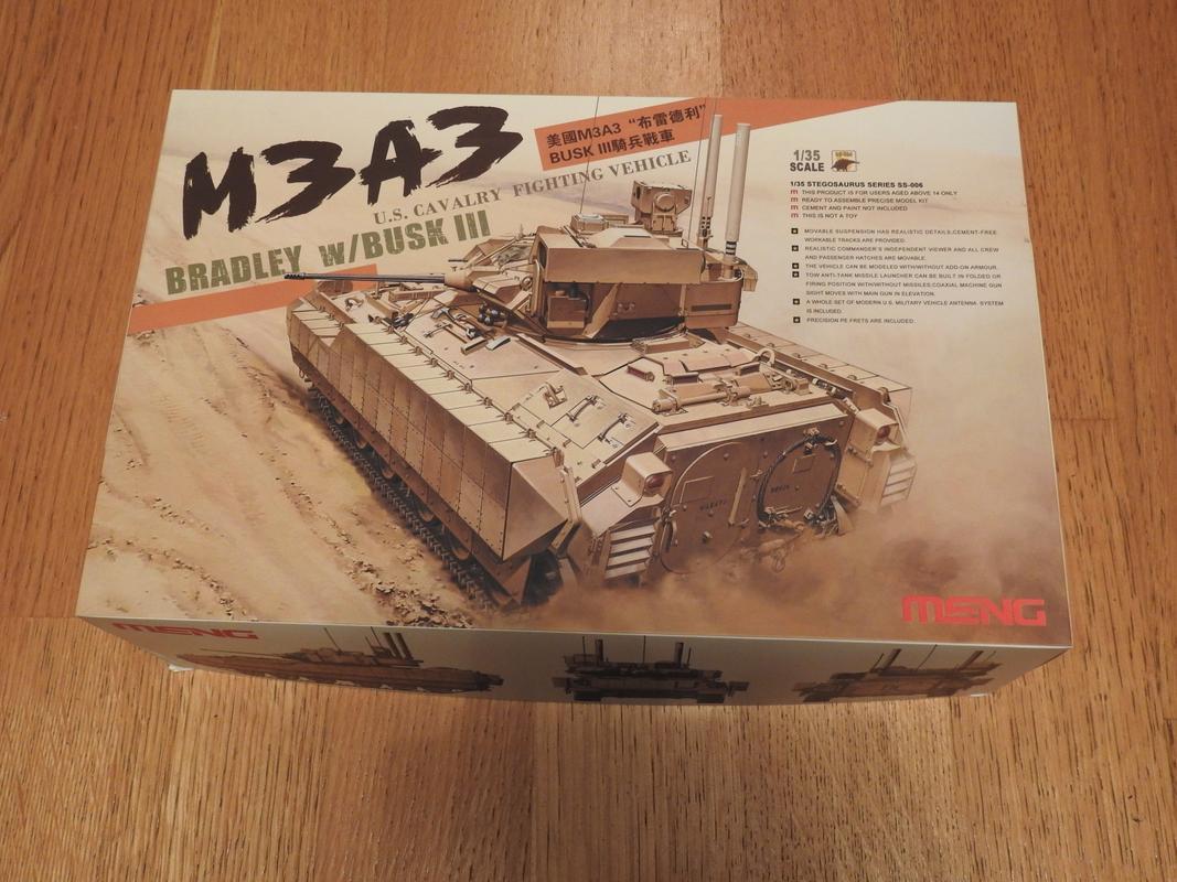 M3A3 Bradley TUSK III- Meng 1/35 DSCN5723