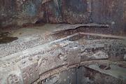 Танк КВ-1 изнутри (№ 9854), Ропша, Ленобласть. P6230280