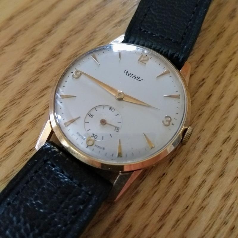 A treasured watch inheritance  IMG_20180504_145949884