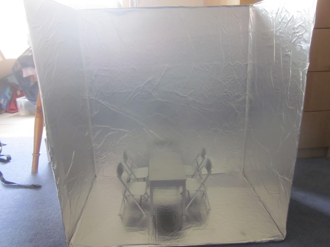 My Metal Room Diorama. IMG_5067