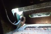 Танк КВ-1 изнутри (№ 9854), Ропша, Ленобласть. P6230149