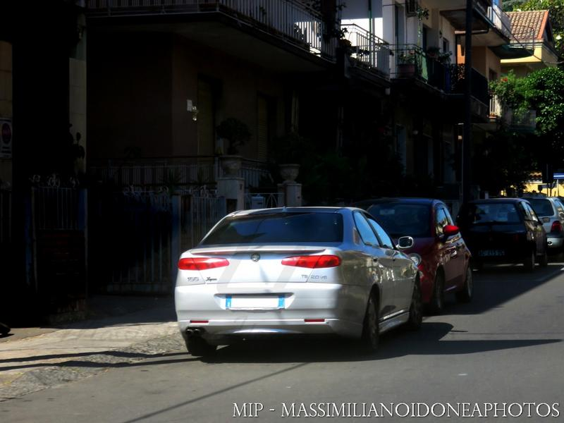 Avvistamenti auto rare non ancora d'epoca - Pagina 3 Alfa_Romeo_166_Super_TB_V6_2.0_205cv_99_BC111_BE