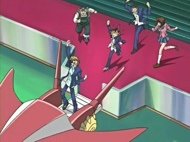 [ Hết ] Phần 4: Hình anime Atemu (Yami Yugi) & Anzu (Tea) trong YugiOh  2_A61_P_91
