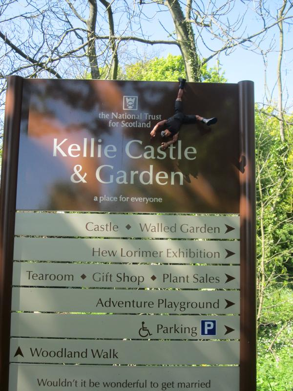 My Action Man trip to Kellie Castle and the Gardens. (Ackie88)  IMG_0314