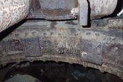 Танк КВ-1 изнутри (№ 9854), Ропша, Ленобласть. P6230190
