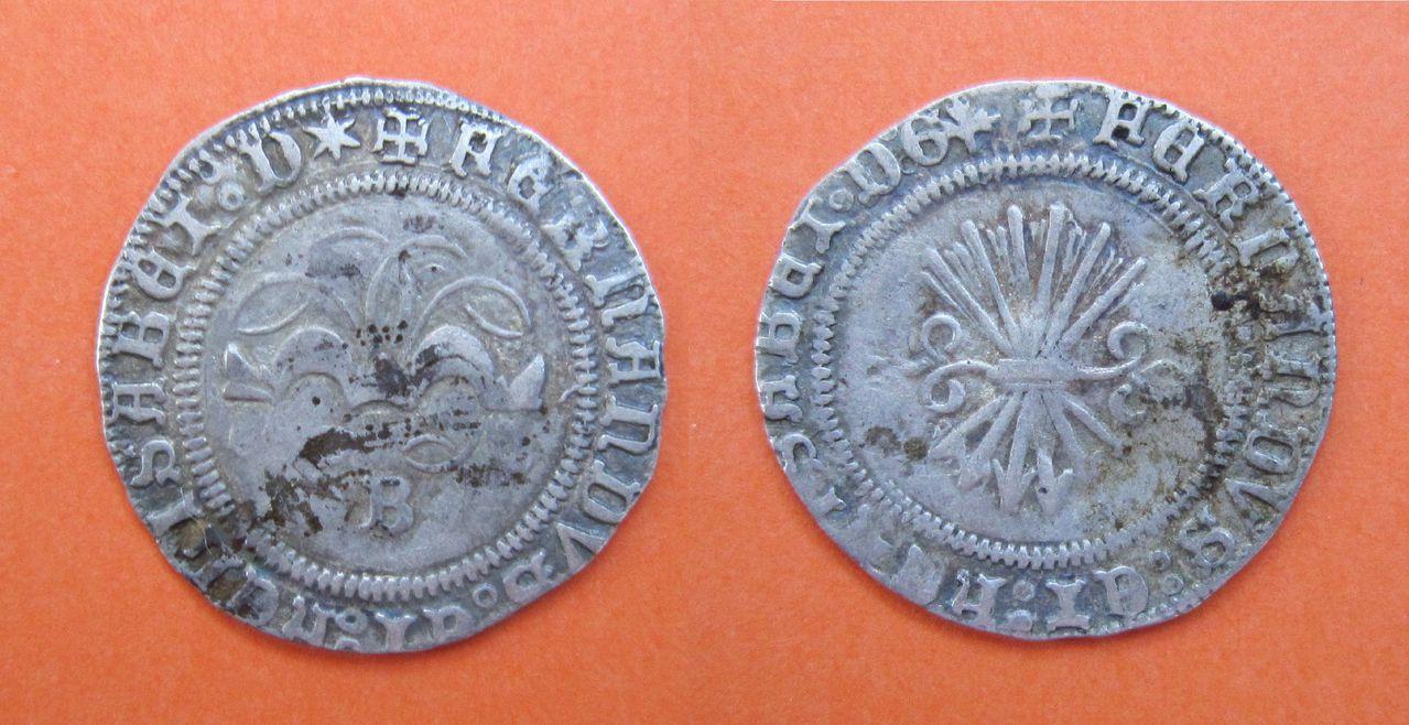 1/2 real a nombre de los Reyes Católicos. Burgos 1_2_real_a_nombre_Reyes_Cat_licos_Burgos