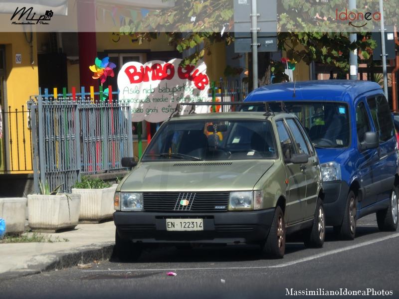 avvistamenti auto storiche - Pagina 2 Fiat_Uno_45_900_45cv_89_EN122314_86.500_-_14-09-2017