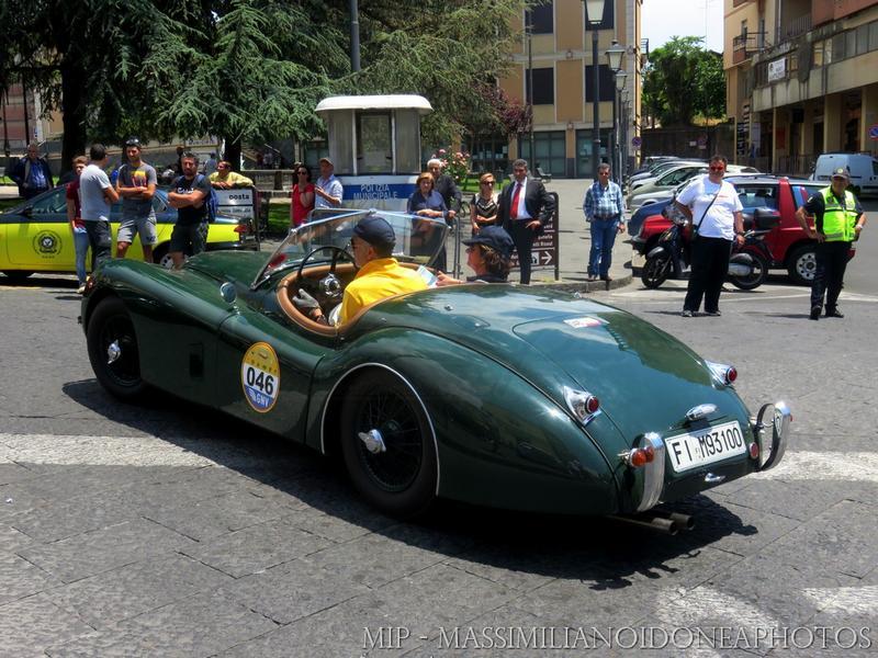 Giro di Sicilia 2017 - Pagina 3 Jaguar_XK140_3.4_180cv_FIM93100_2
