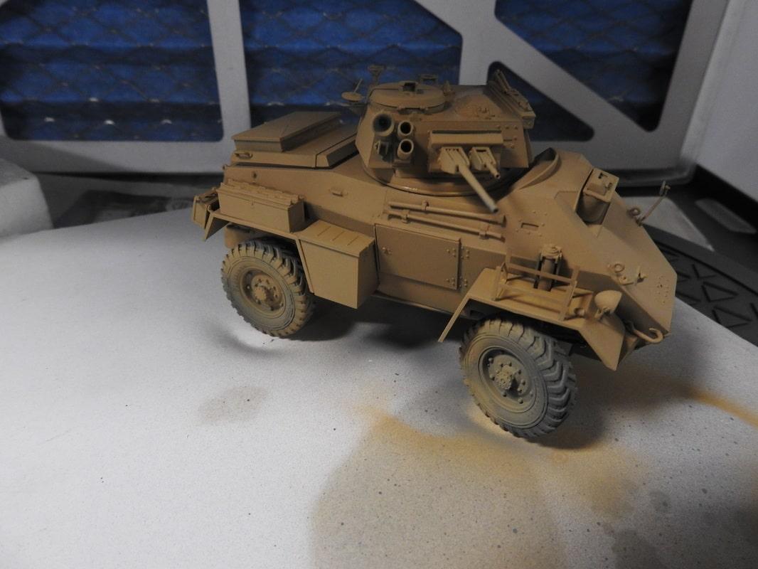 Humber Mark II, Bronco 1/35 - Sida 8 DSCN3348