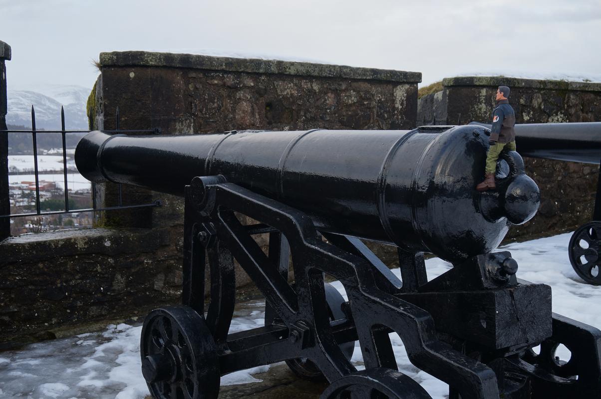 My MAM at Stirling castle  (Ackie88) F3_DCE928-7_A38-4577-_AC5_D-_E26_A41_BA9_D00