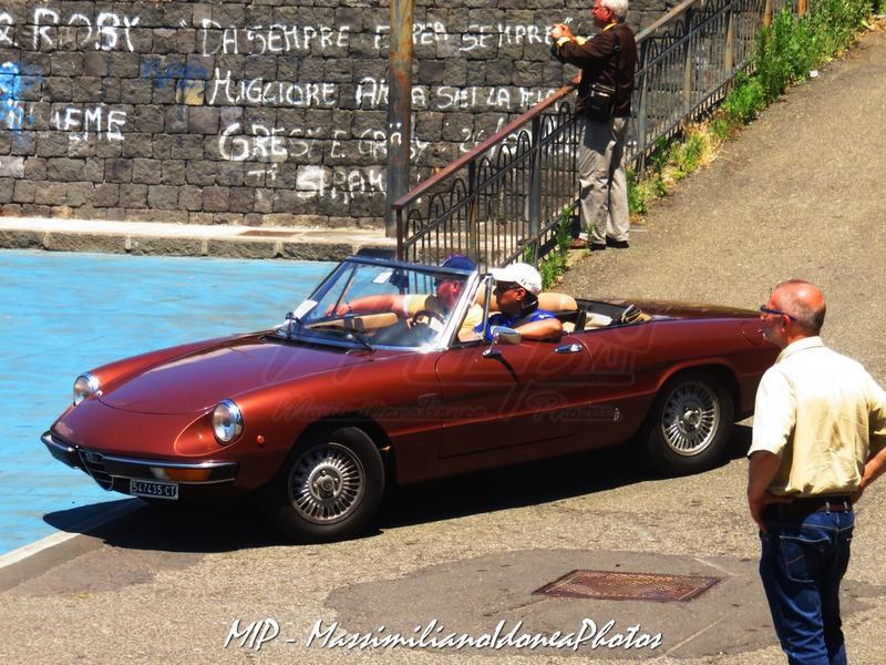 1° Raduno Auto d'Epoca - Gravina e Mascalucia Alfa_Romeo_Spider_1.6_81_CT547435_2
