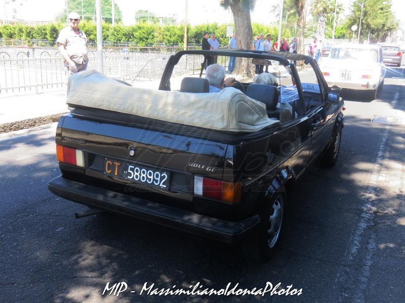 1° Raduno Auto d'Epoca - Gravina e Mascalucia Volkswagen_Golf_Cabriolet_GL_1.1_82_CT588992_5