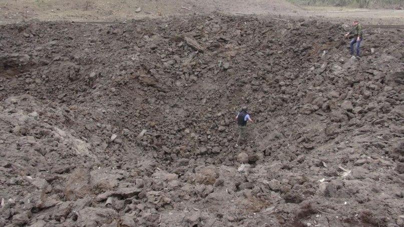 Ukraine crisis. News in Brief. Wednesday 17 June [Ukrainian sources] Don_crater