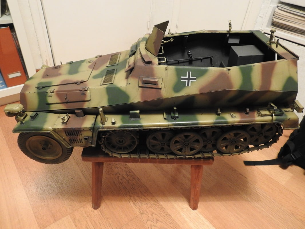 SdKfz 250 Armor Hobbies 1/6 - Sida 17 DSCN3219