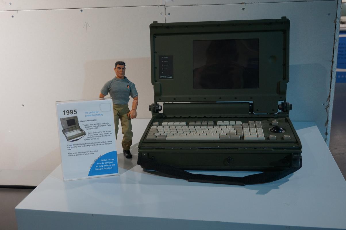 My MAM visiting  Cambridge Computer History Museum. BFDB206_A-3_ECF-4_DBC-8_A96-_D2_F6_B0_B588_ED