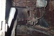 Танк КВ-1 изнутри (№ 9854), Ропша, Ленобласть. P6230043