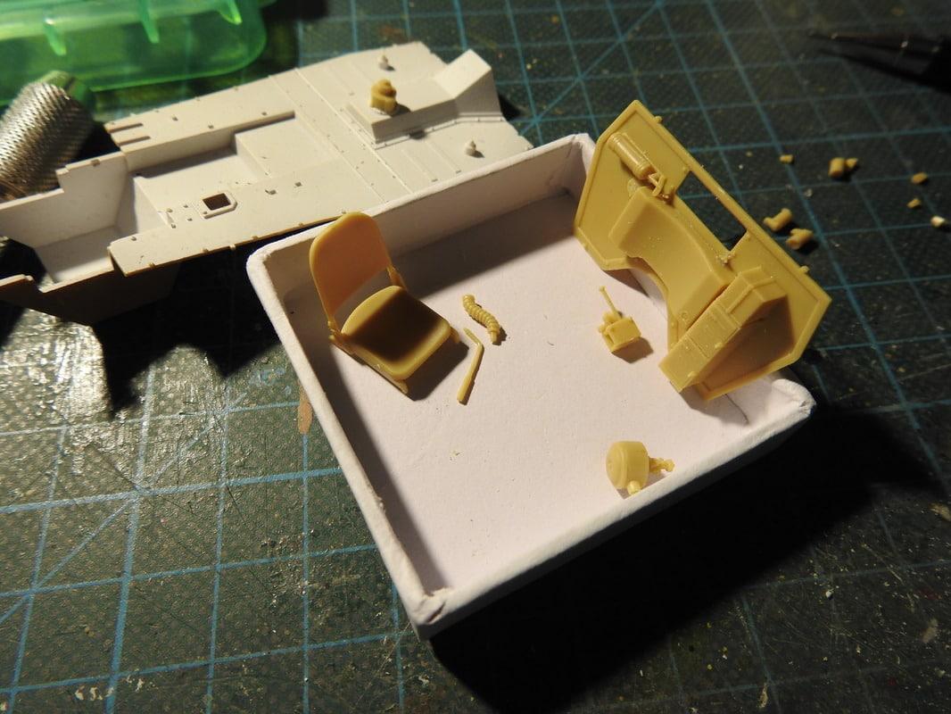 Humber Mark II, Bronco 1/35 - Sida 2 DSCN2294